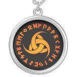 Odin Horn Necklace