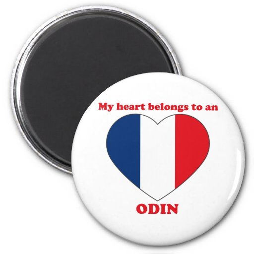 Odin Imán Redondo 5 Cm