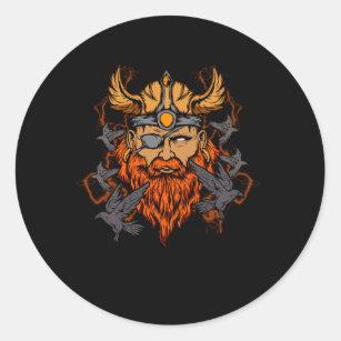 Norse Mythology Stickers | Zazzle