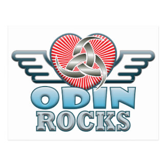 Odin Rocks Postcard