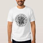 Odin Rune Shield T Shirt