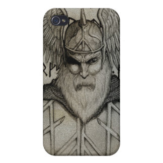 Odin the All-Father Cover For iPhone 4