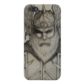 Odin the All-Father iPhone 5 Covers