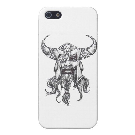 Odin the Great Norse God iPhone SE/5/5s Case