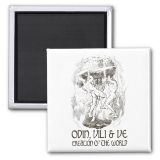 Odin Vili y VE Iman