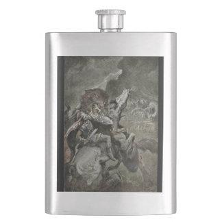 Oding Battles Fenrir Flask