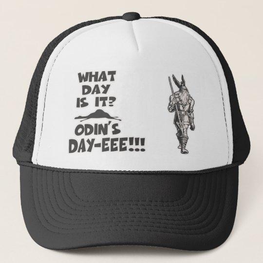 Odin's Day Trucker Hat