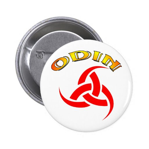 Odin's Horn Pinback Buttons