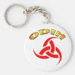 Odin's Horn Keychain