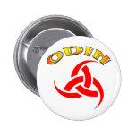 Odin's Horn Pinback Buttons