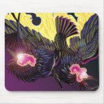 Odin's Ravens Mouse Pad