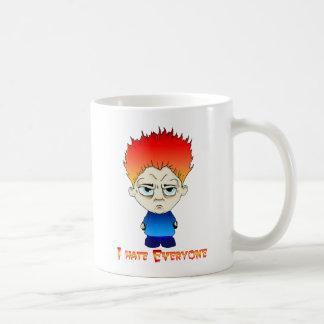Odio cada uno que ofrece maxwell tazas de café