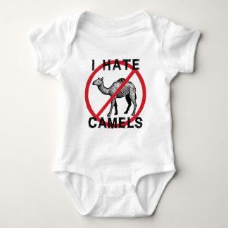 Odio camellos body para bebé