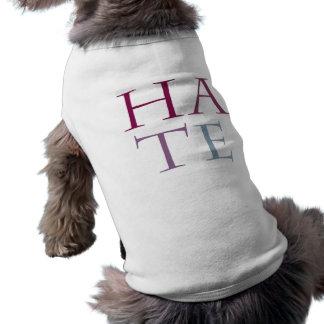 Odio Camisa De Perrito
