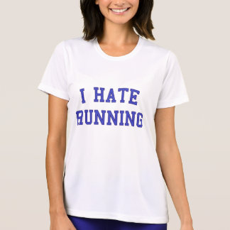 Odio correr playera