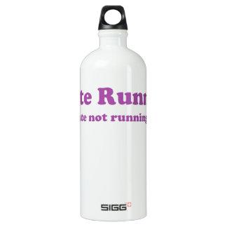 Odio correr púrpura