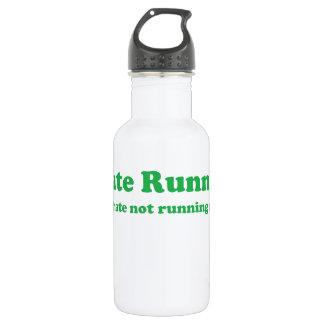 Odio correr verde