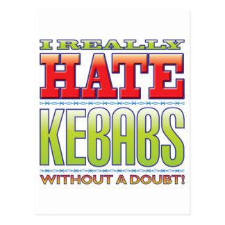 Odio de Kebabs Postal