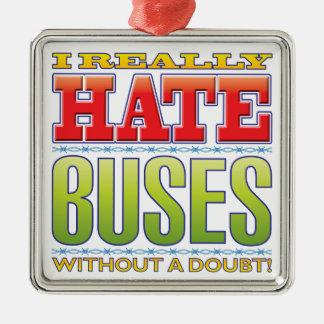 Odio de los autobuses ornamento para reyes magos