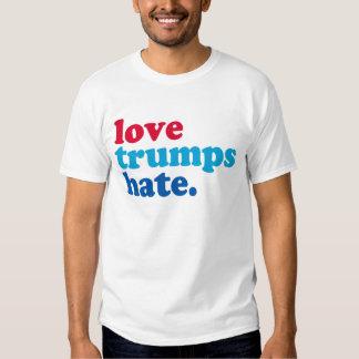 odio de los triunfos del amor camisas