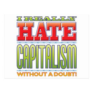 Odio del capitalismo postal