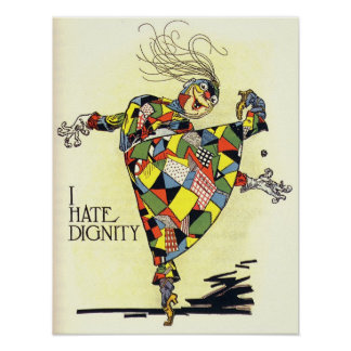 ¡Odio dignidad! Posters