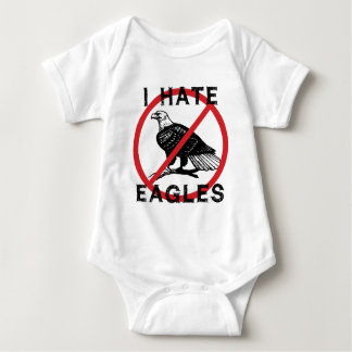 Odio Eagles Body Para Bebé