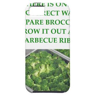 odio el bróculi iPhone 5 Case-Mate protectores