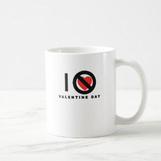 odio el el día de San Valentín shirts.png Taza