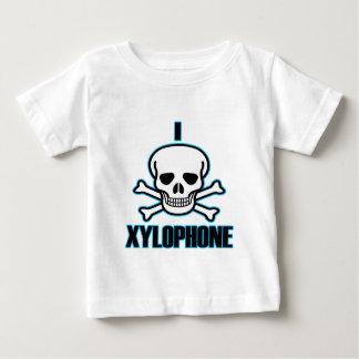 Odio el xilófono t-shirts