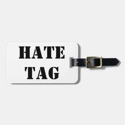Odio Etiquetas Maleta