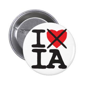 Odio IA - Iowa Pin