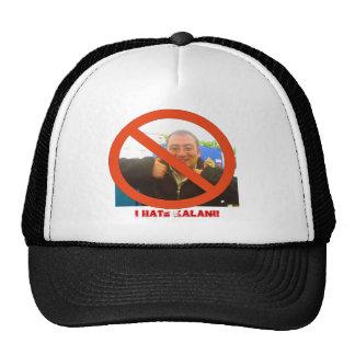 ¡Odio Kalani!  ¡El gorra! Gorras