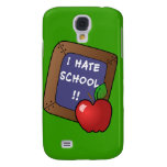 Odio la camiseta de la escuela, caso del iPad, taz