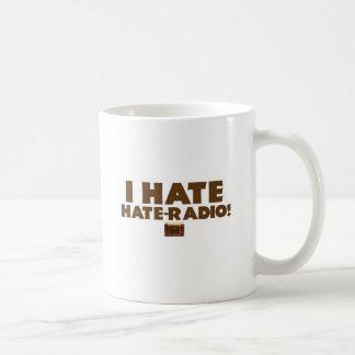 ¡Odio la Odio-radio! Taza De Café