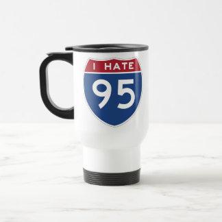 Odio la taza del viaje I-95
