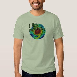 Odio los huracanes (el diseño silenciado de los playeras