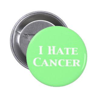 Odio los regalos del cáncer pin