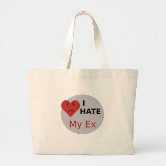 Odio mi ex bolsa de mano