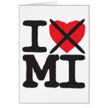 Odio MI - Michigan Felicitaciones