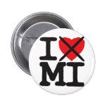 Odio MI - Michigan Pin