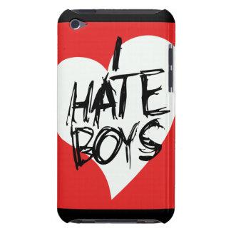 Odio muchachos funda para iPod