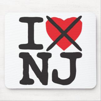 Odio NJ - New Jersey Tapete De Ratones