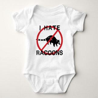 Odio Racoons Body Para Bebé
