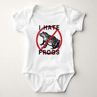 Odio ranas body para bebé
