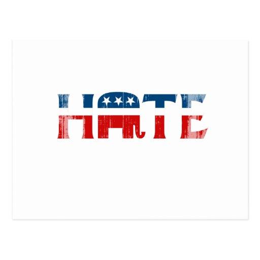 Odio republicano (2) Faded.png Tarjetas Postales