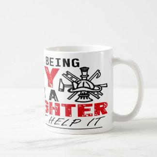 Odio ser atractivo, pero soy una taza del bombero
