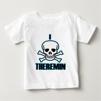 Odio Theremin. Playeras