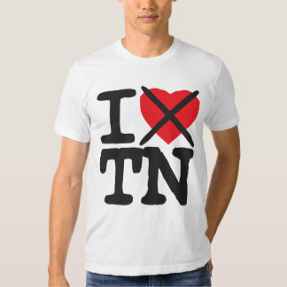 Odio TN - Tennessee Camisas