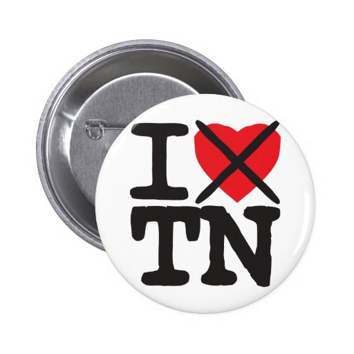 Odio TN - Tennessee Pins